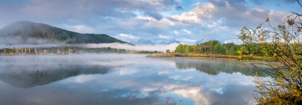 Oxbow Bend Wyoming Grand Teton National Park Landscape Photography Photo Masters Workshops