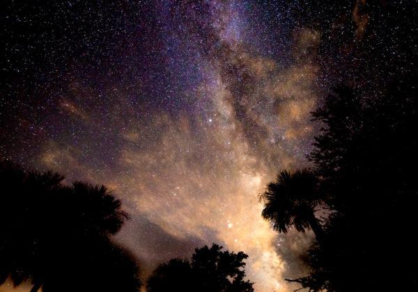 Milky Way - Kissimmee Prairie